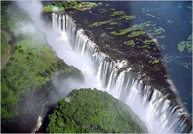 World beautiful places victoria falls zimbabwe for Piscina del diablo