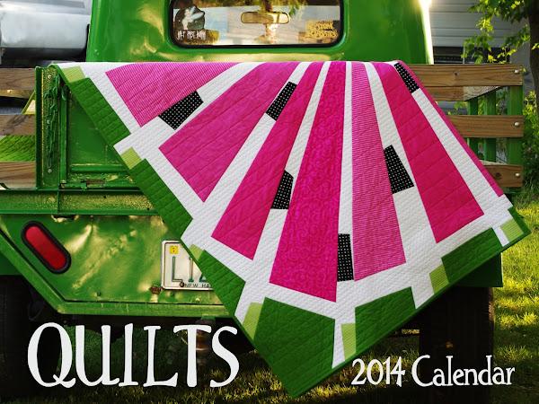 2014 Quilt Calendar