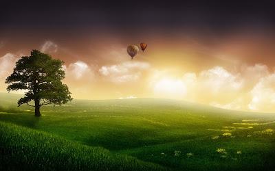 Hot air balloons desktop backgrounds free download