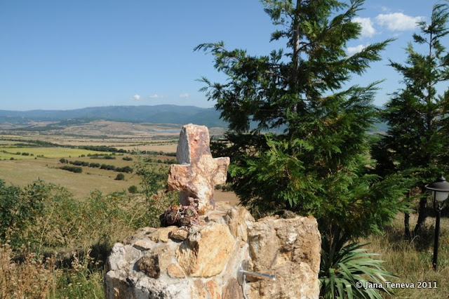 Mirkowo stone-cross