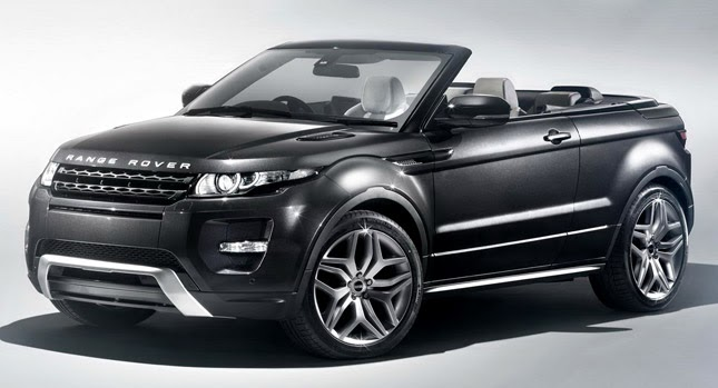 range rover evoque convertible autooonline magazine. Black Bedroom Furniture Sets. Home Design Ideas
