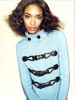 >Jourdan Dunn et Cara Delevinge pour Vogue Brazil