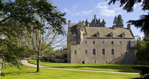 Castelo Cawdor  Nairn - Escócia