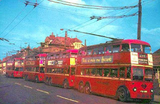 London Trolley-buses