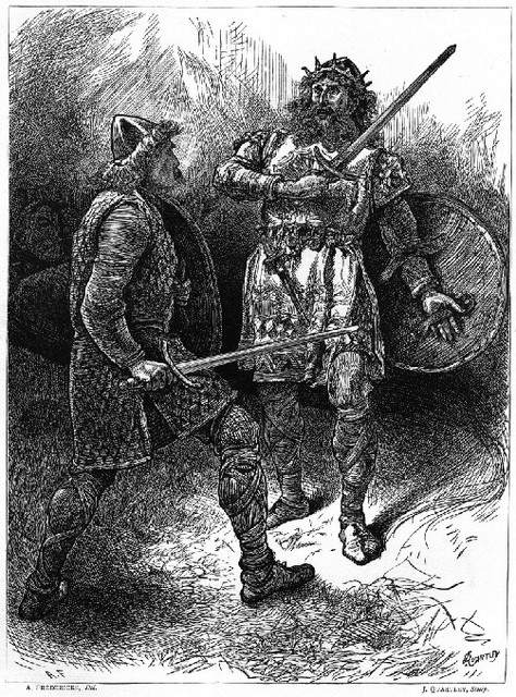 macbeth vs banquo Macbeth, thane of glamis, is one of king duncan's greatest war captains upon  returning from a battle, macbeth and banquo encounter three witches.