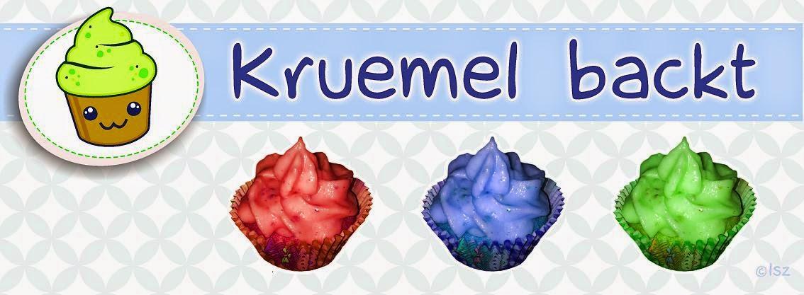 Kruemel backt