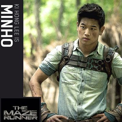 The Maze Runner Movie Characters