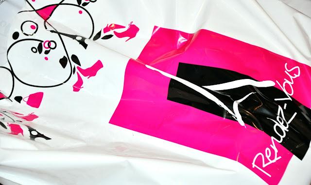 пакет с покупками