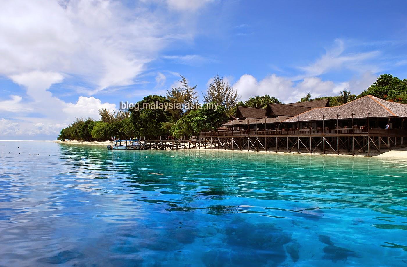 Mataking Island Sabah