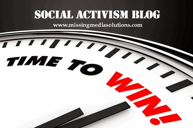 Missing Media Solutions Social Activism Blog