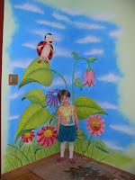 Malowanie pokoju dziecięcego, Lublin