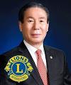 Foto do Presidente Internacional Jung-Yeol Choi