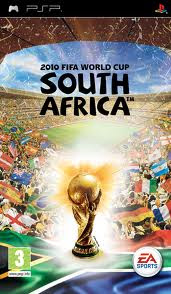 PSP ISO 2010 FIFA World Cup South Africa