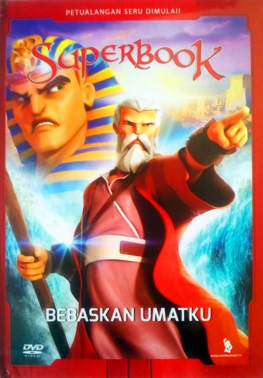 Superbook BEBASKAN UMATKU