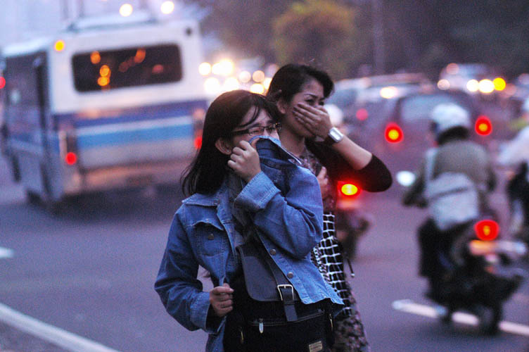 Tips Mengurangi Polusi