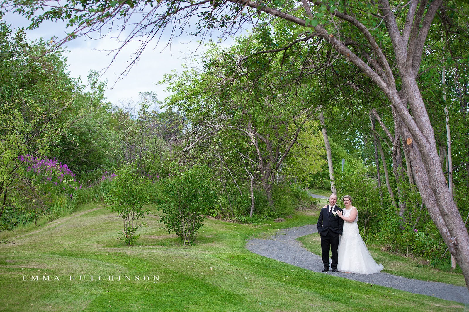 Weddings in Central Newfoundland photographed by Emma Hutchinson Photography