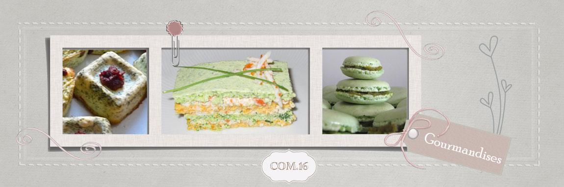Com.16 Gourmandises