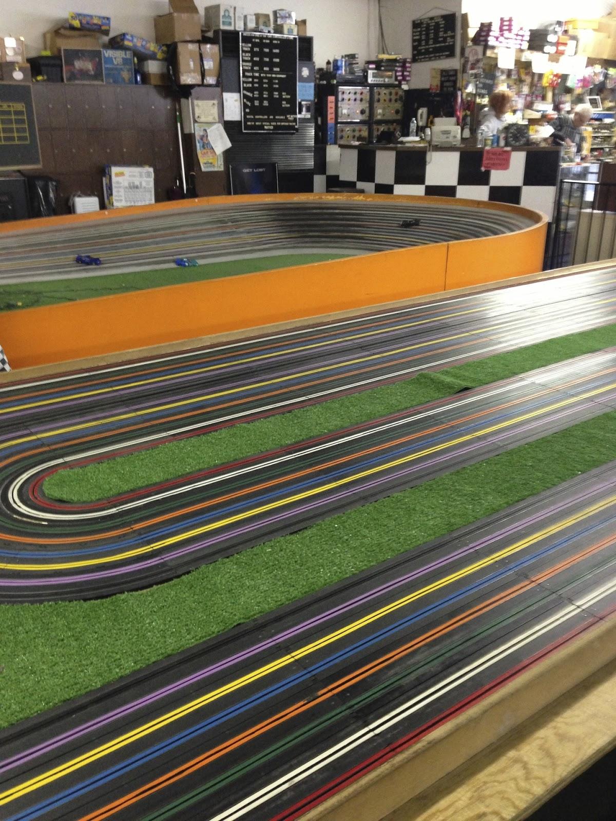 Slot car racing new york city