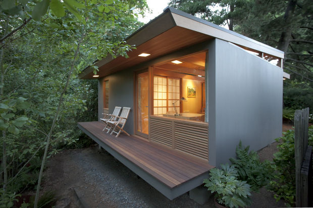 Lloyds Blog Pietro Belluschi tiny house Famous architect and