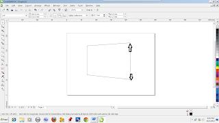 Cara membuat logo windows 8 dengan corel draw