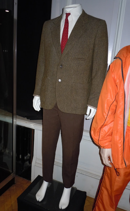 Mr Bean movie suit