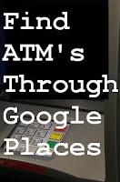 How to find ATM address