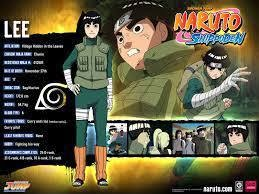 Gambar Rock Lee