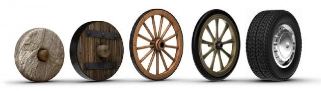 Inventos e inventores  Rueda