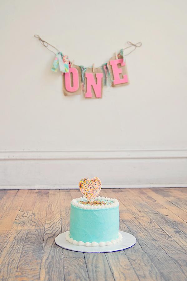 One+1+year+old+birthday+cake+baby+eating+first+cake+shabby+chic+tutu ...