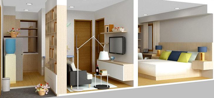 desain isi rumah minimalis