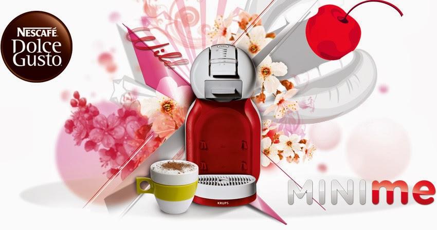 Campagna The Insiders tester Nescafè Dolce Gusto Mini Me