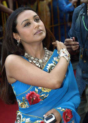 rani mukherjee height