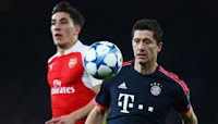 Arsenal vs Bayern Munich 2-0 Video Gol & Highlights