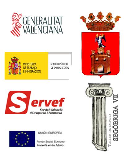 """TALLER DE EMPLEO """"SEGÓBRIGA VII """""""
