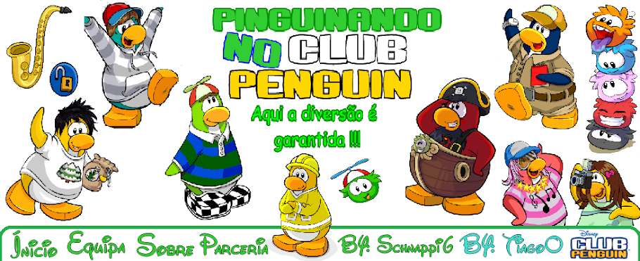 Pinguinando no Club Penguin (PinCP)