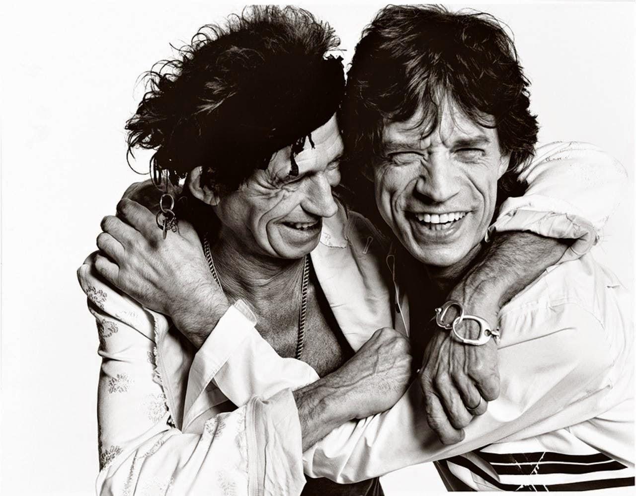 Stones 50 anni in musica
