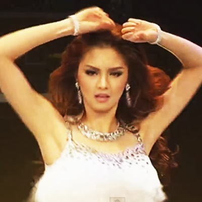 Kim Chiu Sizzling Hot Showdown with Enrique Gil