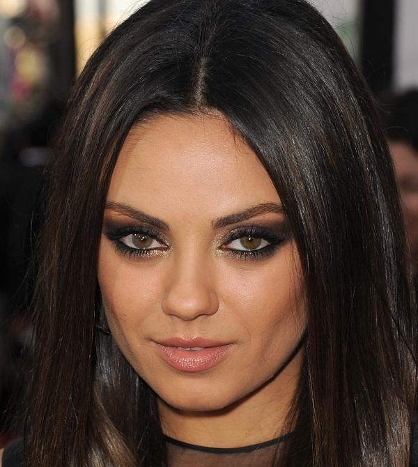 Mila Kunis makeup looks breakdown