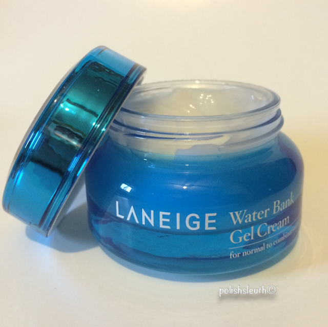 Laneige Water Bank Gel Cream Review
