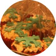 Opskrift: cupcakes med gulerod