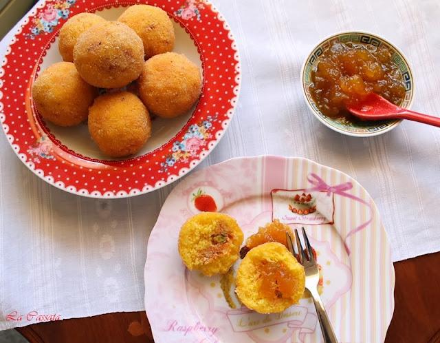 arancine dolci di cous cous e 100% gluten free (fri)day
