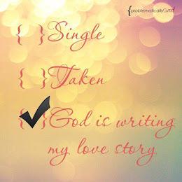 insya Allah,kisah cinta saya...