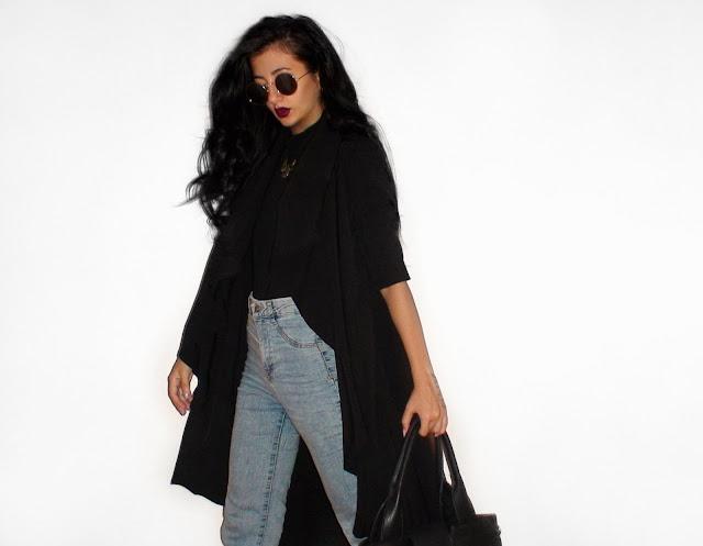 black outfit ideas pinterest