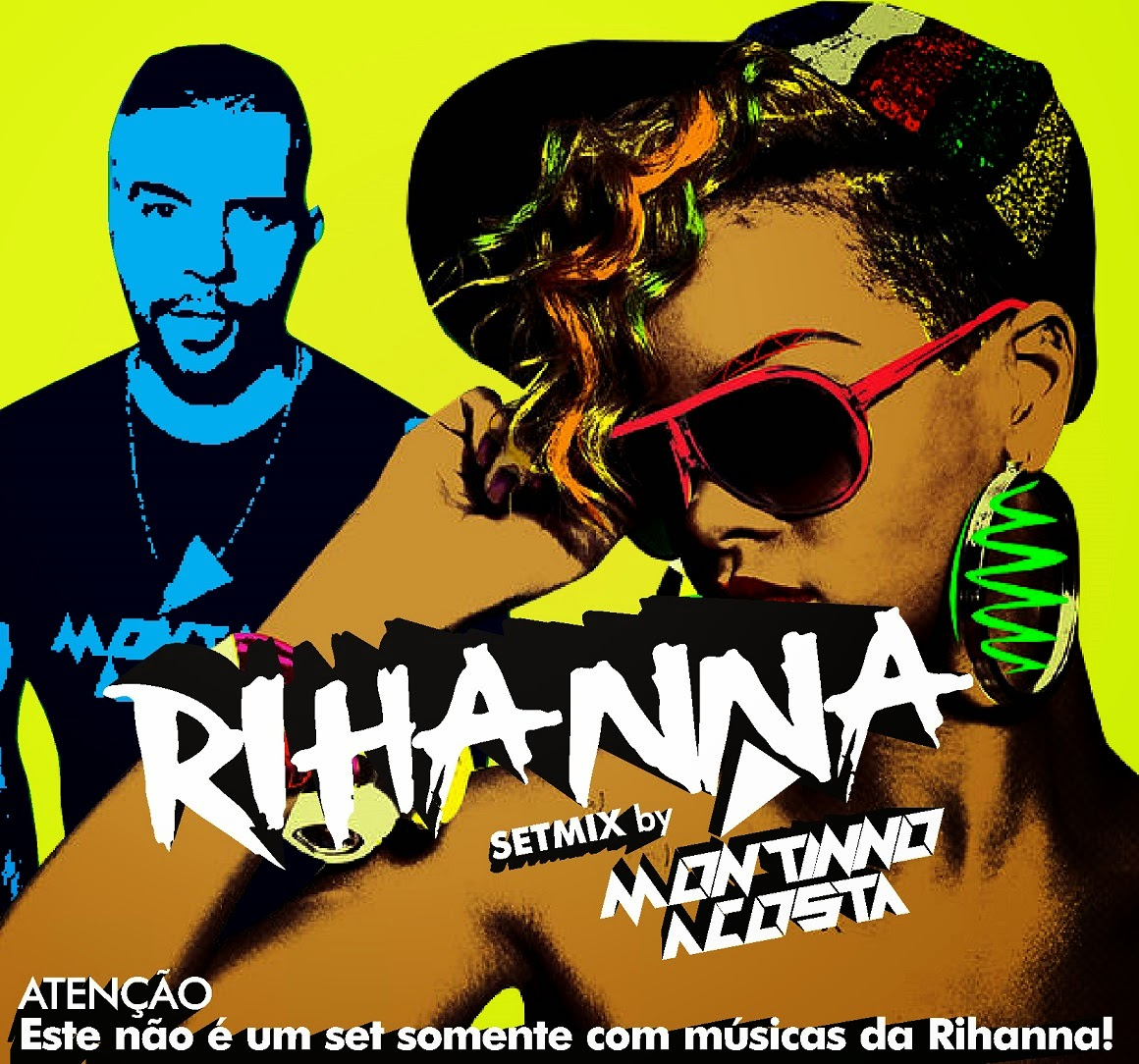 DJ Montinno Acosta - RIHANNA SETMIX