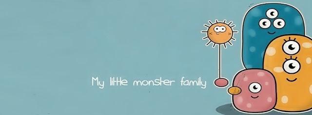 My Little Monster Family