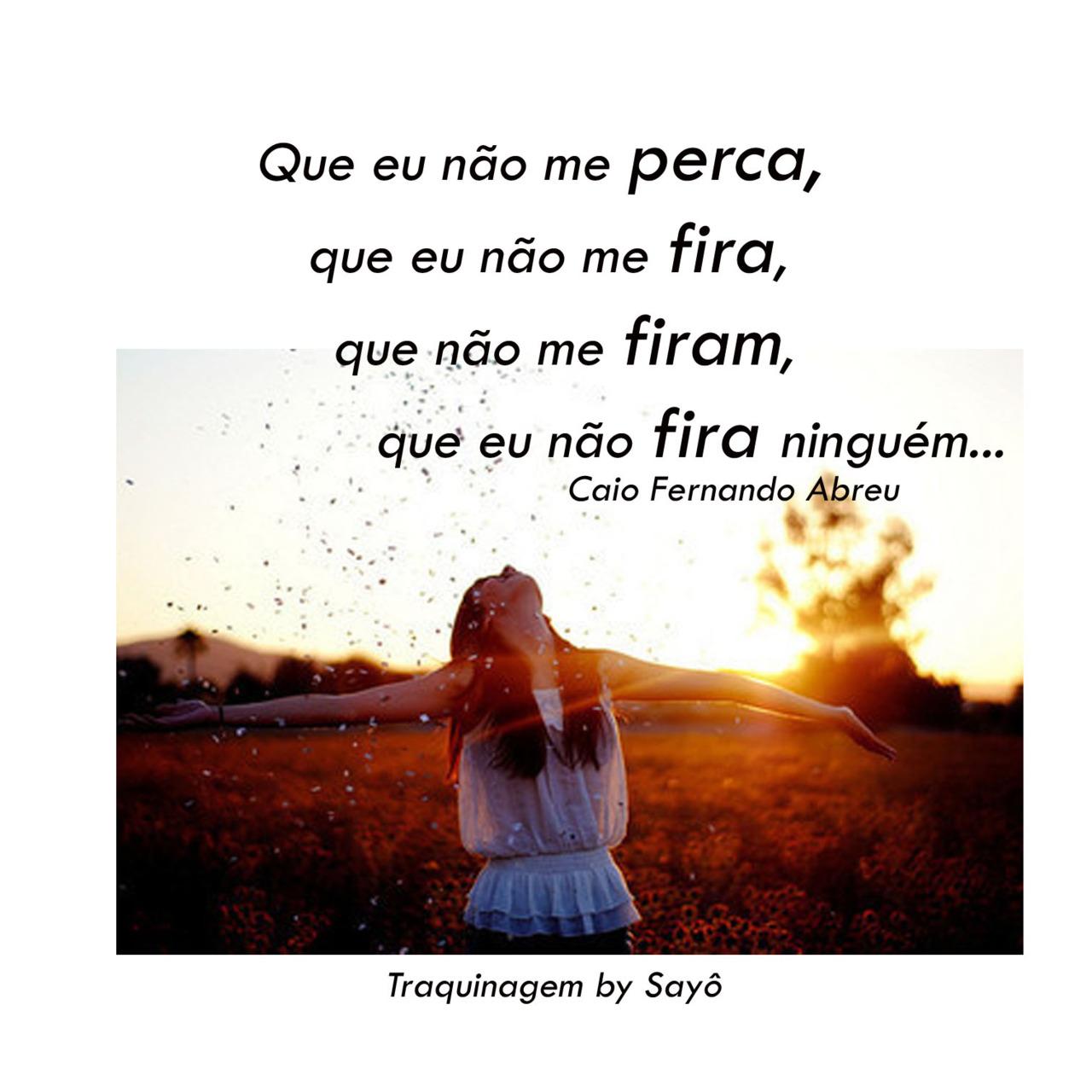Que Seja Doce Caio Fernando Abreu