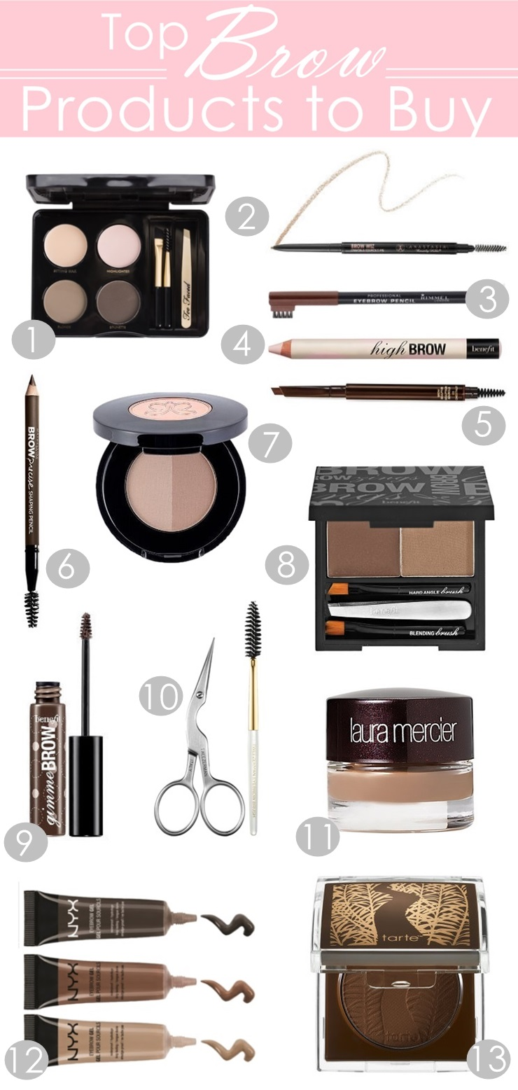 Babblings Of A Mommy The Best Products To Step Up Your Brow Game