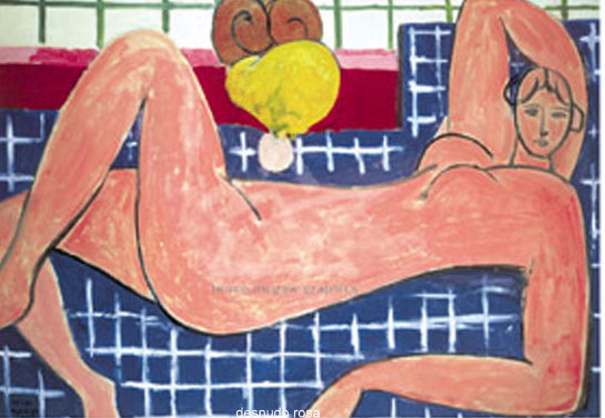 Henri Matisse Blue Nude IV, 1952 EPOCA AZUL