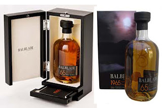 whisky Vintage Balblair 1965