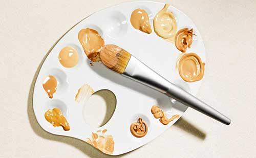 Como personalizar tu base de maquillaje